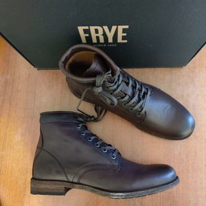 Frye Tyler Lace Up Tyler boots